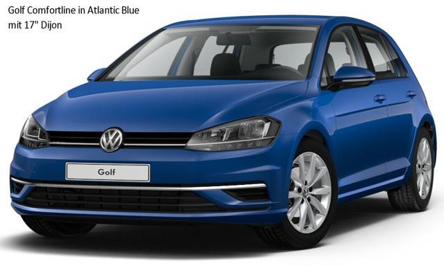 Volkswagen Golf - Comfortline 1.4 TSi 125 PS, Alus 17