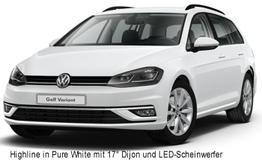 Golf Variant - Trendline 1.5 TSi 130 PS, LED, App-Connect, Parkpilot...