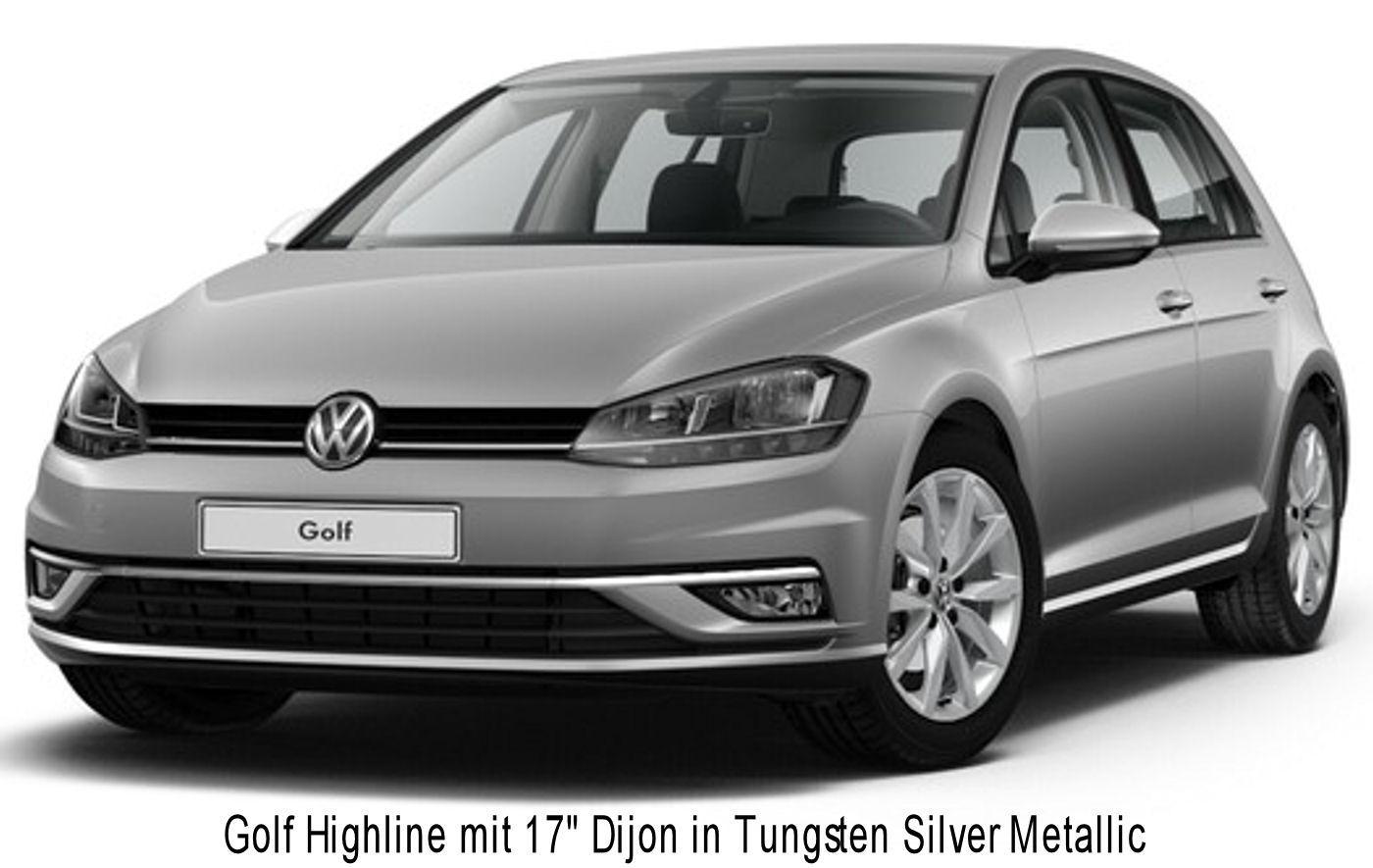 Volkswagen Golf Highline 14 Tsi 125 Ps Dsg Led Scheinwerfer
