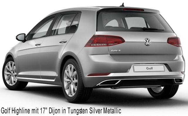 """Volkswagen Golf Highline 1.5 TSi 150 PS, Navi, LED, ergoActive, 17"""" Alus..."""