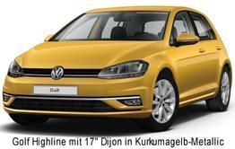 Golf - Premium 1.5 TSi 150 PS DSG MJ 19, LED-Scheinwerfer, Klimaautom., App-Connect, Kamera, Sitzheizung, Tempomat, Parkpilot, Bluetooth...