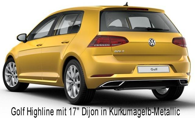 "Volkswagen Golf Highline ""Premium"" 1.6 Tdi 115 PS MJ 19, LED-Scheinwerfer, Klimaautom., App-Connect, Kamera, Sitzheizung, Tempomat, Parkpilot, Bluetooth..."