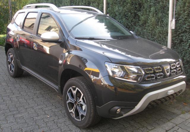Vorlauffahrzeug Dacia Duster - Prestige TCe 150, Navi inkl. Karten, Keyless, Multiview-Kamera, Ersatzrad, Bluetooth...