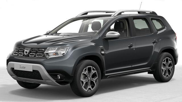 Dacia Duster - Prestige SCe 115, Sitzheizung