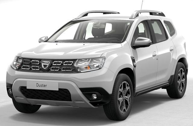 Dacia Duster - Prestige SCe 115 Allrad, Klimaautomatik, Sitzheizung, Ersatzrad...
