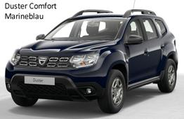 Duster - Comfort Blue dCi 115