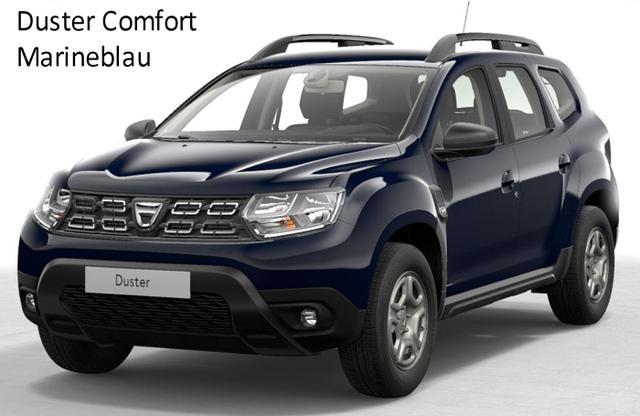 Duster - Comfort Blue dCi 115