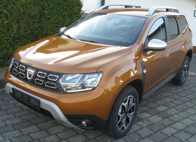 Dacia Duster - Prestige SCe 115 Allrad mit Vollausstattung ohne Zulassung