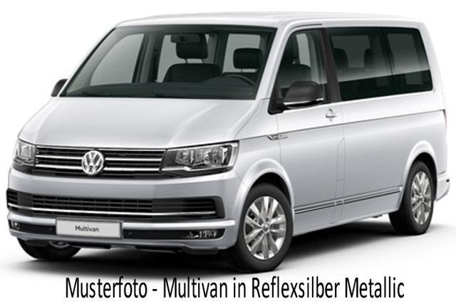 Volkswagen T6 Multivan - Family 2.0 TDi 150 PS DSG-7, Navi, LED-Scheinwerfer, Sitzheizung, Parksensoren... - Vorlauffahrzeug kurzfristig verfügbar