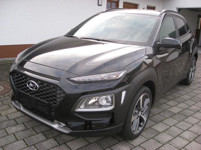 "Hyundai Kona - Sport Alus 18"", Navi 8"", Teilleder, Sitzheizung, Lenkradheizung, Einparkhilfe Kamera..."