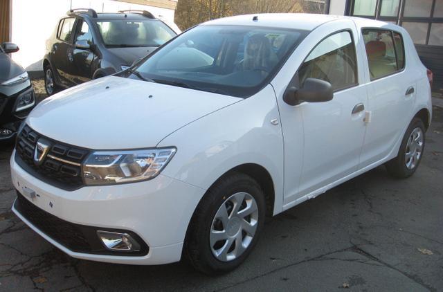 Bestellfahrzeug, konfigurierbar Dacia Sandero - Comfort dCi 95, Bluetooth, Klima..