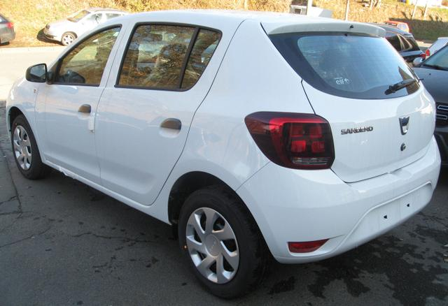 Bestellfahrzeug, konfigurierbar Dacia Sandero - Comfort SCe 75, Bluetooth, Klima..