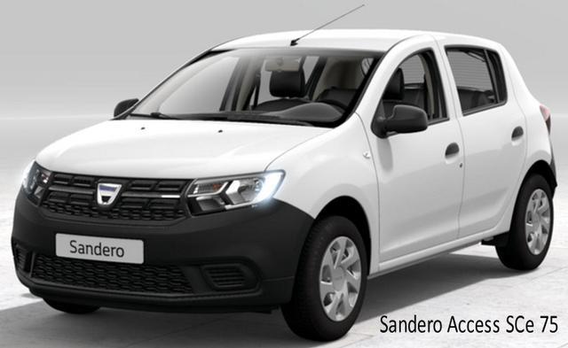 Dacia Sandero - Access SCe 75