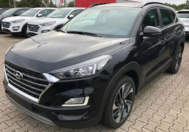 Hyundai Tucson - Facelift 1.6 CRDi 2WD 7-DCT Automatik