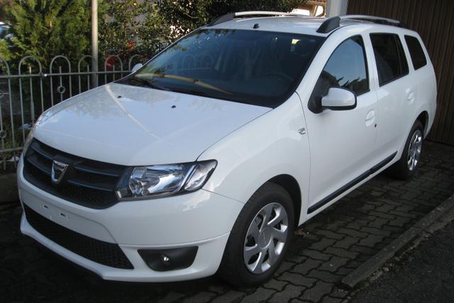 Dacia Logan MCV - Essential SCe 75, Klima, Radio, Ersatzrad, Nebelscheinwerfer, ZV-fern..