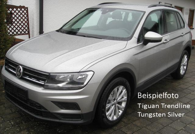 Volkswagen Tiguan - Comfortline 2.0 TDI 150 PS, Navi, LED, el. Heckklappe, Keyless, Sitzheizung, ergoActive..