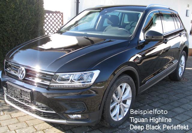 Volkswagen Tiguan - Comfortline 1.5 TSi 150 PS, AHK, LED, Navi, ergoActiv, 5-Jahre Garantie....