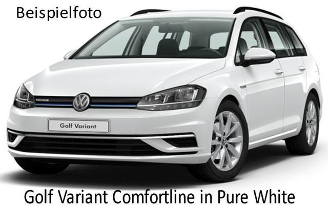 Volkswagen Golf Variant - Comfortline 1.5 TSi 150 PS, 6-Gang - Bestellfahrzeug frei konfigurierbar