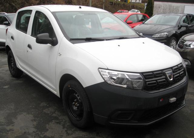 Bestellfahrzeug, konfigurierbar Dacia Sandero - Access SCe 75