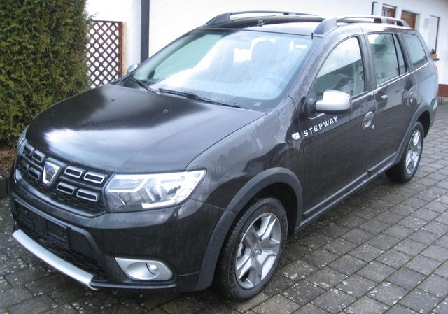 Dacia Logan MCV - Stepway TCe 90, Navi, Einparkhilfe, Rückfahrkamera, Multifunktions-Lederlenkrad, Tempomat...