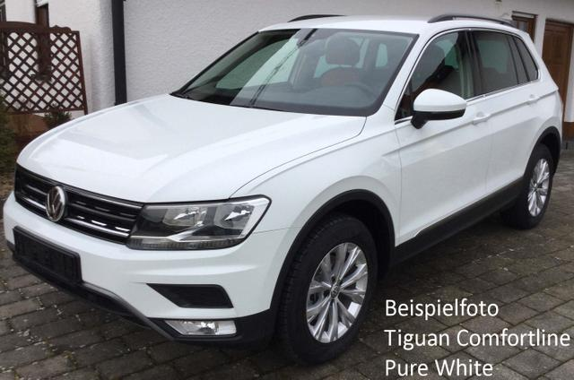 Volkswagen Tiguan - Trendline 2.0 TDi 150 PS DSG, kurzfristig lieferbar
