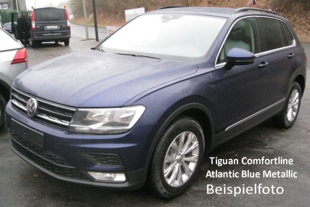 Volkswagen Tiguan - TL Comfort 2.0 TDi 115 PS, Parkpilot, Sitzheizung....