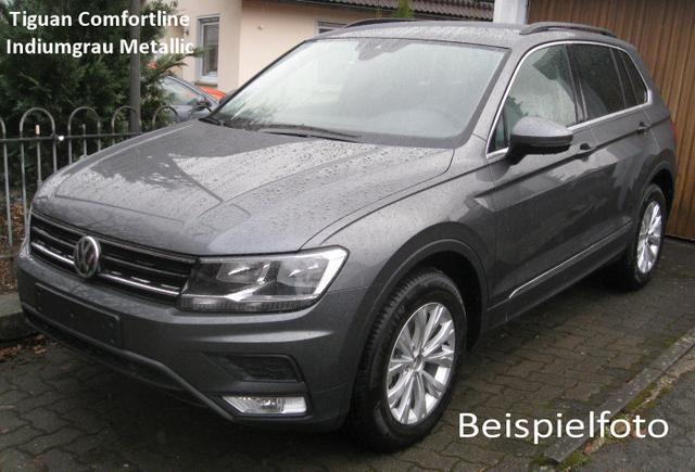 Volkswagen Tiguan - TL Comfort 2.0 TDi 150 PS DSG-7, Parkpilot, Sitzheizung....