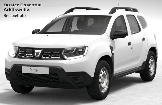 Bestellfahrzeug, konfigurierbar Dacia Duster - Essential dCi 115, Radio, Bluetooth, Dachreling, Bordkomputer, el. FH, ZV-fern