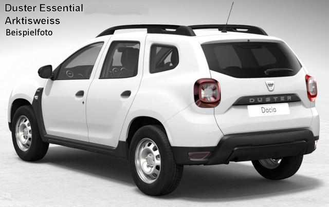 Bestellfahrzeug, konfigurierbar Dacia Duster - Essential TCe 90, Radio DAB, Bluetooth, Dachreling, Bordkomputer, Fahrersitz u. Lenkrad höhenverstellbar, el. FH, ZV-fern..