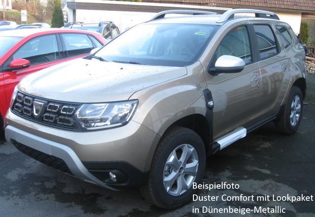 Dacia Duster - Comfort TCe 150, Klima, 4xel. FH, Radio, Bluetooth, Tempomat, Nebel, ZV-fern...