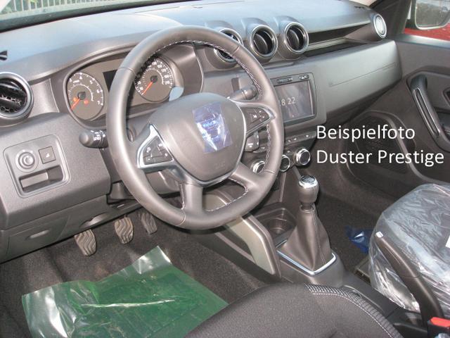 """Bestellfahrzeug, konfigurierbar Dacia Duster - Prestige dCi 115 Allrad, Navi, Alus 17"""", Kamera, Totwinkelüberwachung, dunkle Scheiben..."""