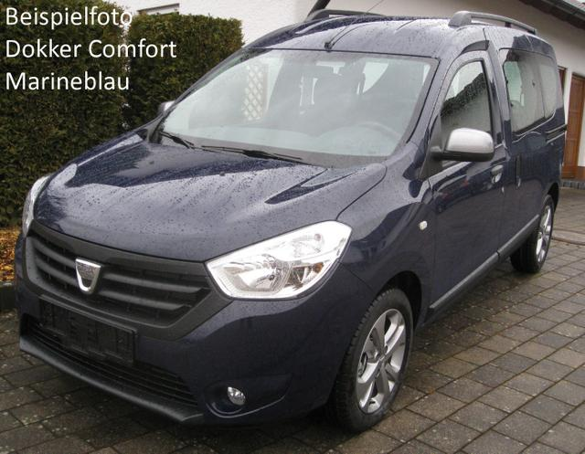 Dacia Dokker - Essentiel 1.6 SCe 100, Klima, el. ASP, Reling, Ersatzrad...