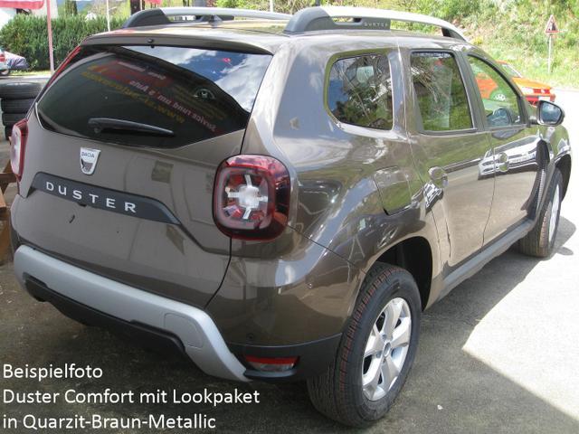 Dacia Duster - Prestige dCi 115 Allrad, Keycard, Klimaautom., Multi-View, Metallic, Blint-Spot, Sitzheizung, Ersatzrad, Navikarte...