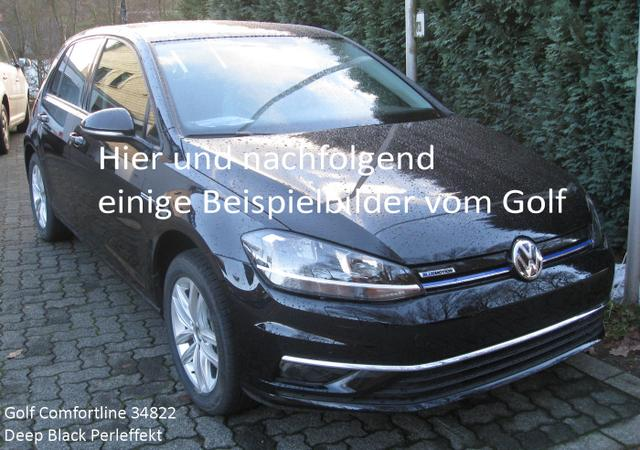 "Volkswagen Golf - Comfortline ""Business"" 1.6 TDi 115 PS MJ 19, Klimaautom., App-Connect, Kamera, Sitzheizung, Tempomat, Parkpilot, Bluetooth..."
