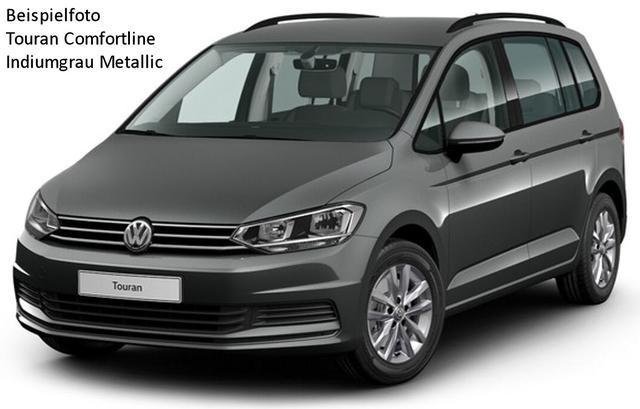Volkswagen Touran Comfortline 1.5 TSi 150 PS DSG, 7-Sitzer, LED, Navi, Sitzheizung...