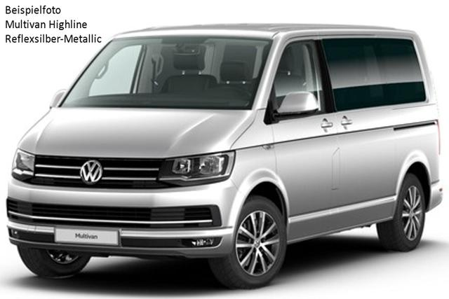 Volkswagen T6 Multivan Executive 2.0 BiTDi 199 PS DSG-7, Navi, LED, Metallic, Sitzheizung, Einparkhilfe, Kamera...