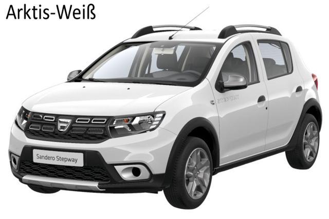 Bestellfahrzeug, konfigurierbar Dacia Sandero - Stepway TCe 90, Navi, Klima, Sitzheizung, Tempomat, Radio, Nebelscheinwerfer...