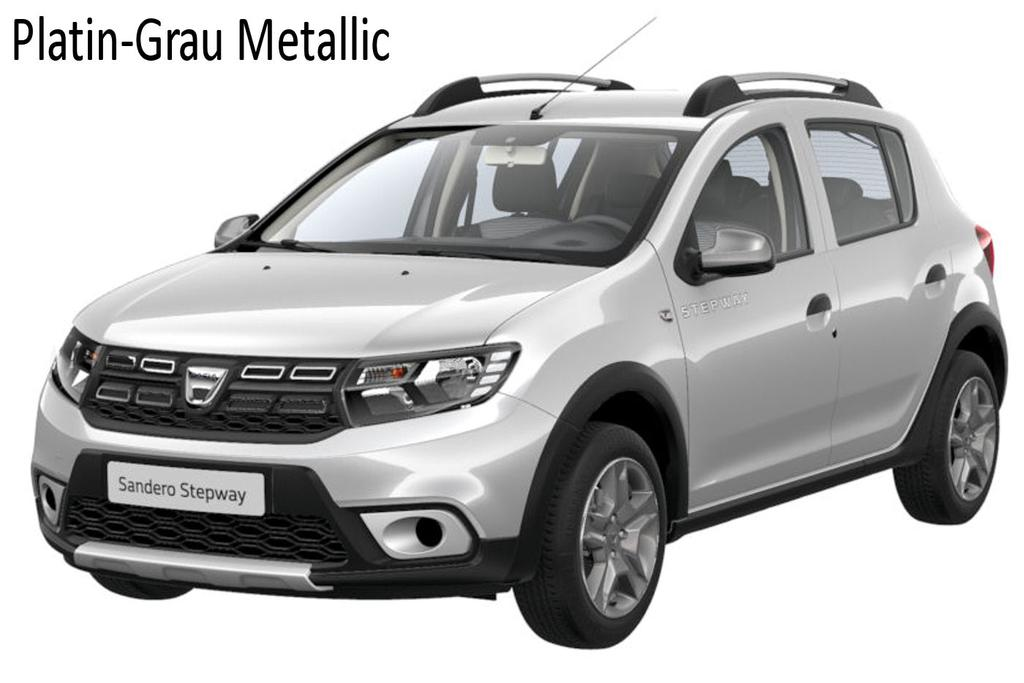 dacia sandero stepway tce 90 metallic r ckfahrkamera. Black Bedroom Furniture Sets. Home Design Ideas