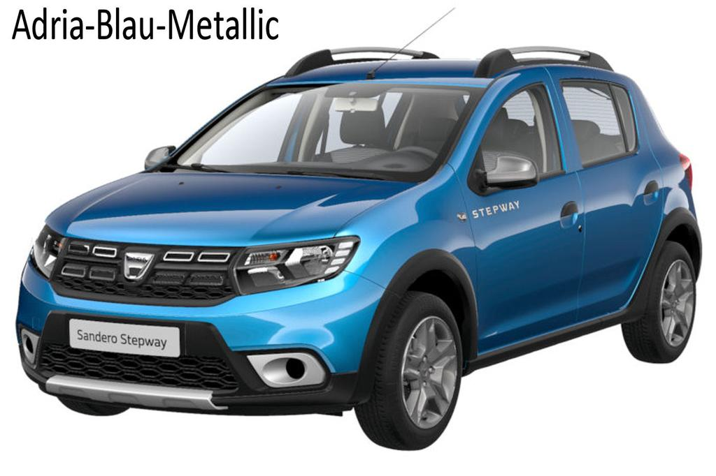 dacia sandero stepway prestige dci 95 navi klima. Black Bedroom Furniture Sets. Home Design Ideas