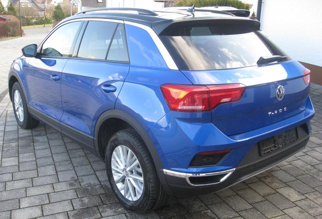 "Volkswagen T-Roc - Sport 1.5 TSI 150 PS DSG, LED , Alus 17"", App Connect, Sitzheizung.."
