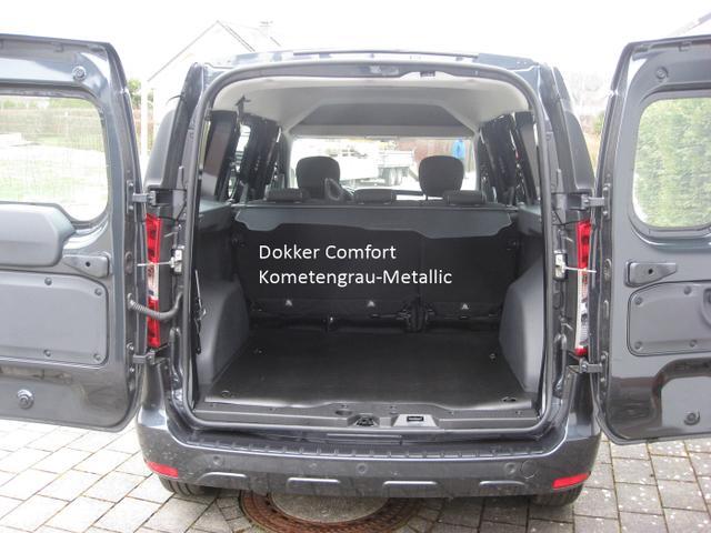 Dokker Comfort TCe 130, Klima, Radio...
