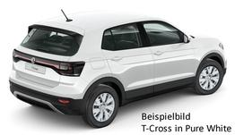 T-Cross - City 1.6 TDi 95 PS 5-Gang, Klima, Radio