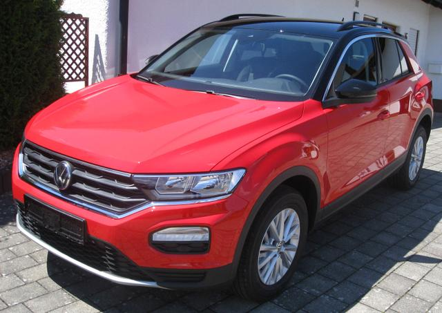 "Volkswagen T-Roc - Style 2.0 TDI 150 PS DSG ""Aktionsmodell"""