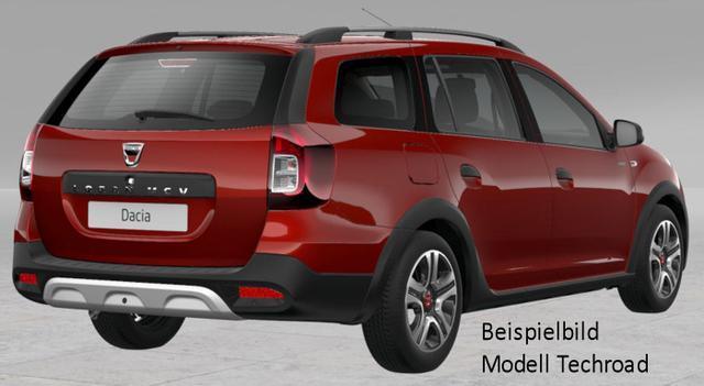 Dacia Logan MCV - Techroad TCe 90 Automatik, Sitzheizung, Navi, Klimaautomatik, Einparkhilfe...