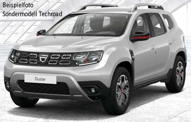 Vorlauffahrzeug Dacia Duster - Techroad TCe 150, Navi, Keyless, Kamera, Klimaautomatik....