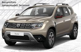 Duster - Prestige dCi 115 Allrad, Metallic, Blind Spot, Multiviewkamera, Keyless, Sitzheizung, Klimaautomatik, Ersatzrad, Navi, Bluetooth, Tempomat, Nebel, ZV-fern...