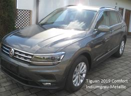 "Tiguan - Comfortline ""Business"" 2.0 TSi 190 PS 4Motion DSG-7, LED, Parkpilot, Kamera, Sitzheizung...."