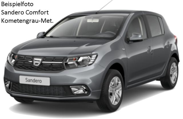 Sandero - Comfort SCe 75, Einparkhilfe, Bluetooth, Klima..