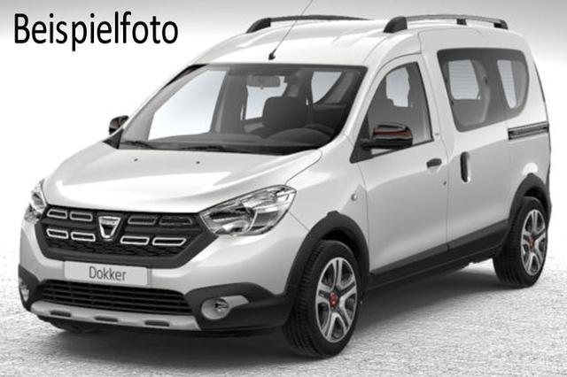 Dacia Dokker - Techroad SCe 100, Navi, Klima, 2 Schiebetüren, SUV-Look...