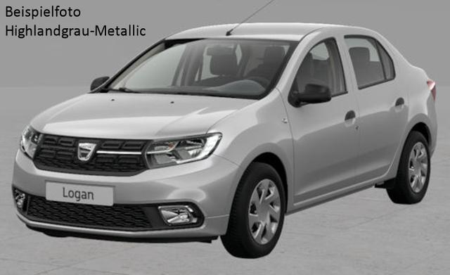 Bestellfahrzeug, konfigurierbar Dacia Logan - Comfort SCe 75, Klima, Radio, Nebelscheinwerfer, ZV-fern...